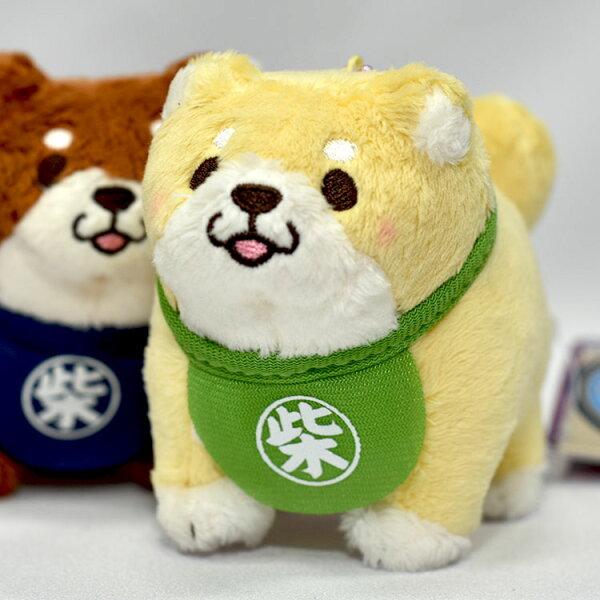 米店的柴犬小偶吊飾日本帶回正版商品