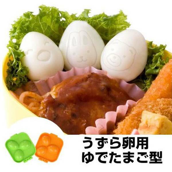 BO雜貨【SV8085】日本製 DIY雞蛋造型器 雞蛋模具 百變造型 飯團 壽司 食物模具 調理蛋 用模具