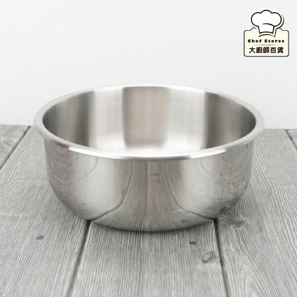 御鼎316不鏽鋼調理碗16cm/18cm/20cm/22cm內鍋露營湯鍋湯碗打蛋碗-大廚師百貨