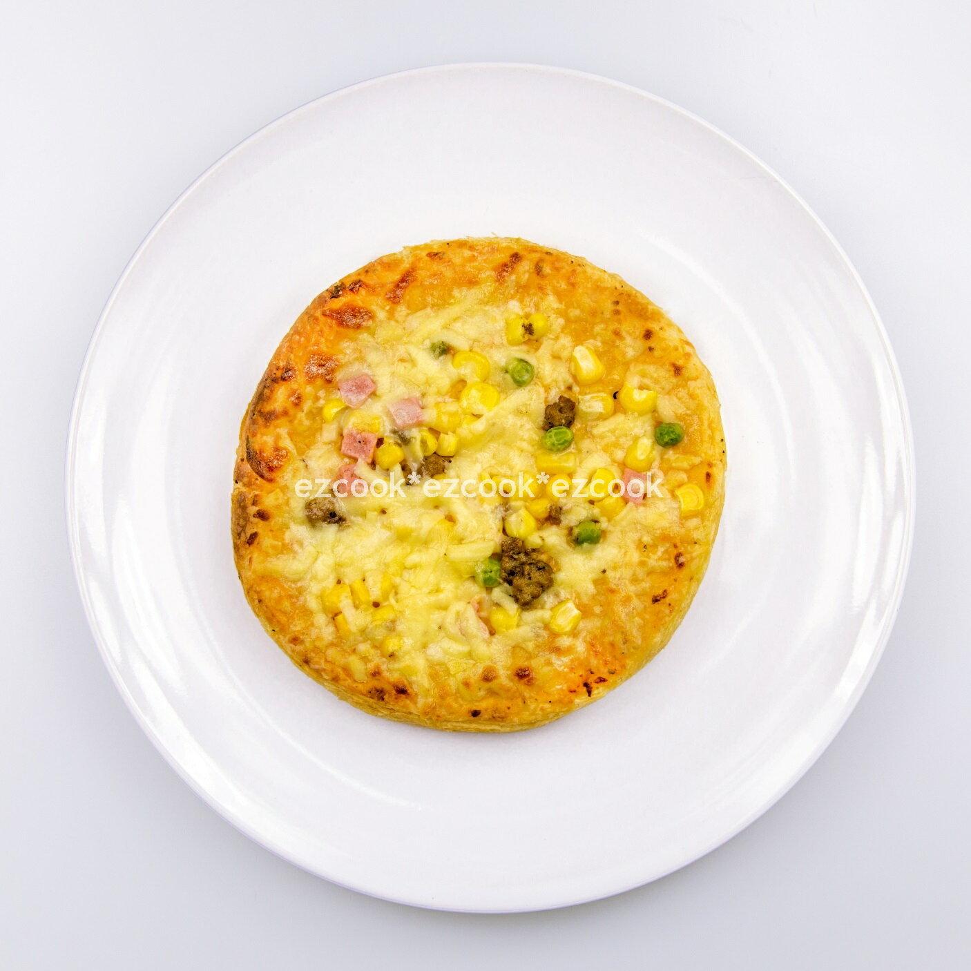 6吋總匯千層披薩