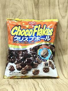 日清巧克力玉米球70g包