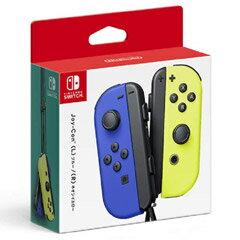 現貨供應中  [普遍級]  Nintendo Switch Joy-Con 控制器組(藍 / 電光黃)