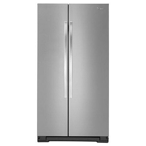 <br/><br/>  Whirlpool 惠而浦 WRS322FNAM (不鏽鋼色) 極智對開門系列冰箱 (640L)【零利率】※熱線07-7428010<br/><br/>