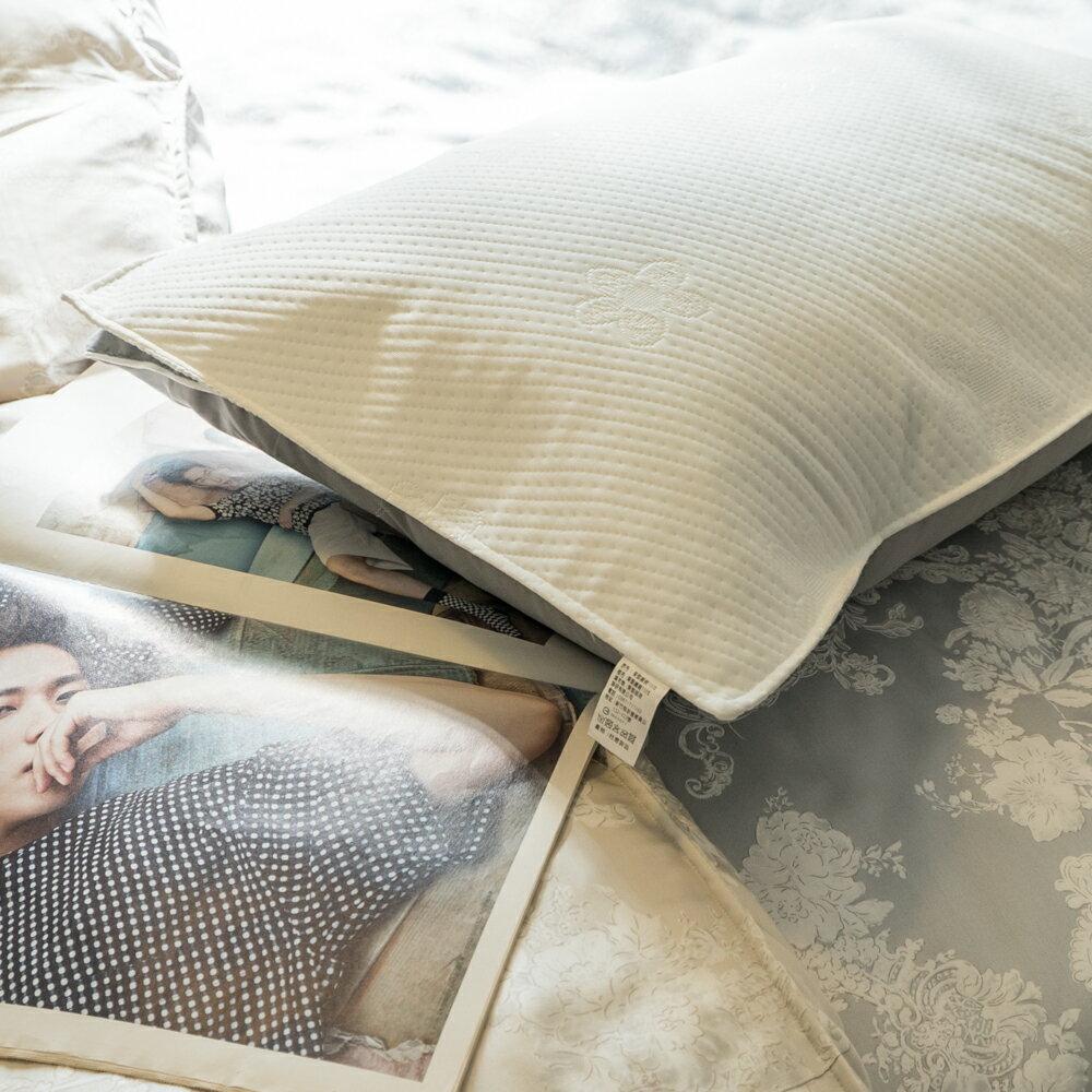 枕頭的防水透氣保潔墊  42cmX72cm 台灣製