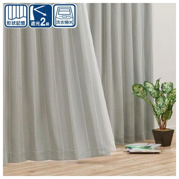 窗簾 SLOW GY 150X230X1 NITORI宜得利家居 0