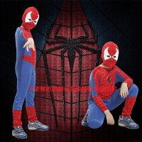 蝙蝠俠與超人周邊商品推薦GTH-0908蜘蛛超人裝化裝舞會表演造型派對服(S.M.L.XL)