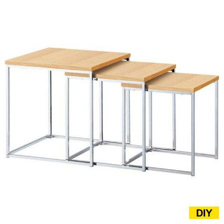 邊桌3件組ROGO2NANITORI宜得利家居
