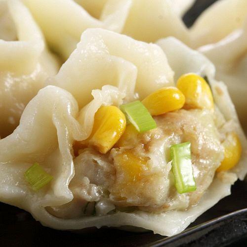 【上野物產】東北手工玉米水餃*5包