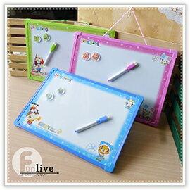 【aife life】26英文字母大白板-附筆/兒童單面白板/留言板/寫字板/塗鴉板/繪畫板