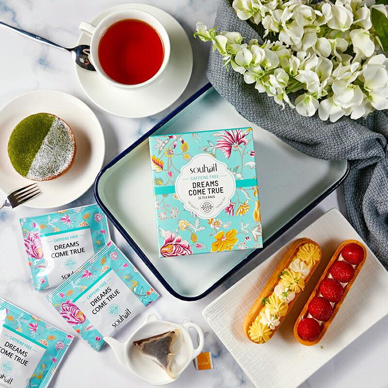 試喝包 Souhait Tea莓果酸香法式果粒茶 - Dreams Come True 美夢成真★3 / 1~3 / 11超取滿299免運 3