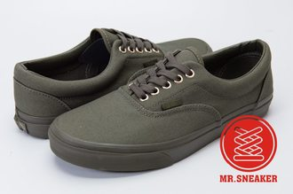 ☆Mr.Sneaker☆ VANS Era Vans Gold Mono Pack WTAPS Engineered Garments BMX 素色 男女段 軍綠