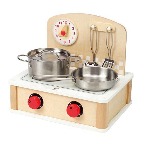 【免運費】《 德國 Hape 愛傑卡》攜帶式小廚房