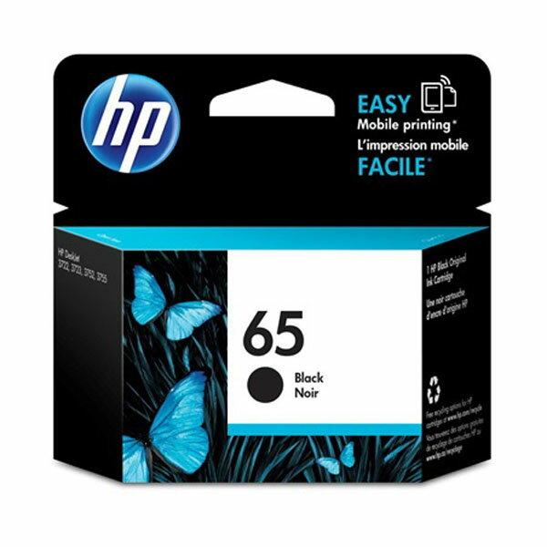 HP原廠黑色墨水匣N9K02AA65號適用DJ37203721