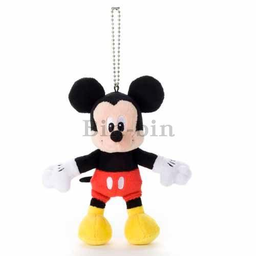 迪士尼 米奇玩偶吊飾/747-572
