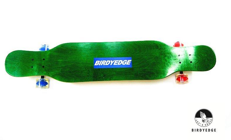 BIDYEDGE跳舞長板 技術板 滑板 超長46吋 跳舞滑板 技術板 公路板 滑板設計