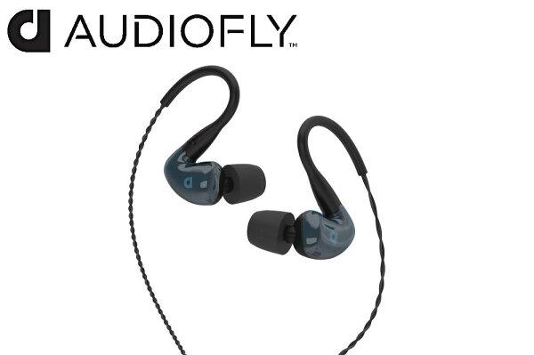 志達電子AF180澳洲AudioFly四平衡電樞單體(動鐵)監聽式耳道式耳機