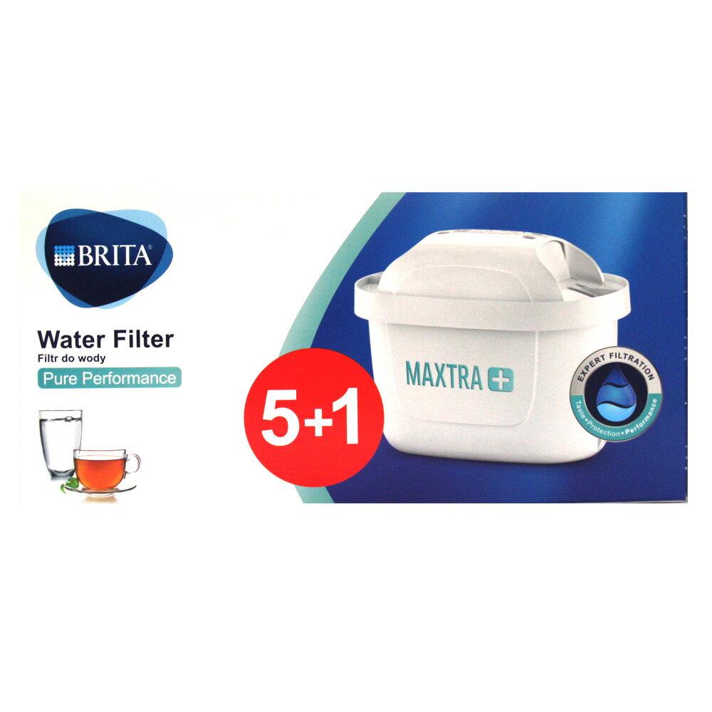 BRITA MAXTRA+ 濾水壺濾芯 (一盒6入) #04115
