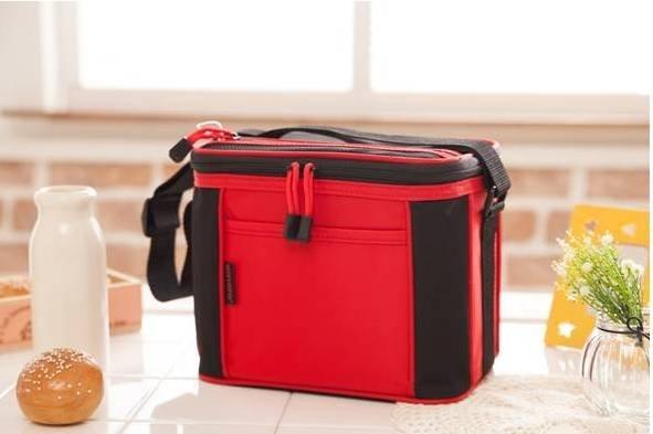 【晨光】美國amaro 創意型多功能保溫保冷袋-紅色 (89858)【現貨】