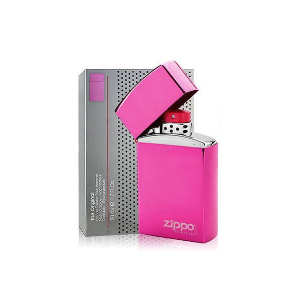 Zippo 同名 - 魅力紅 男性淡香水50ml《Belle倍莉小舖》