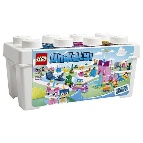 樂高積木LEGO《LT41455》2018年Unikitty系列-UnikingdomCreativeBrickBox