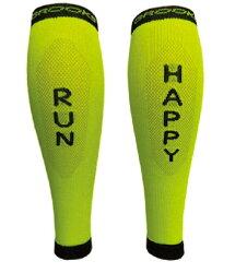 BROOKS  運動彈性壓縮小腿套  (綠)  壓力小腿套  BK741073701  【 胖媛的店 】