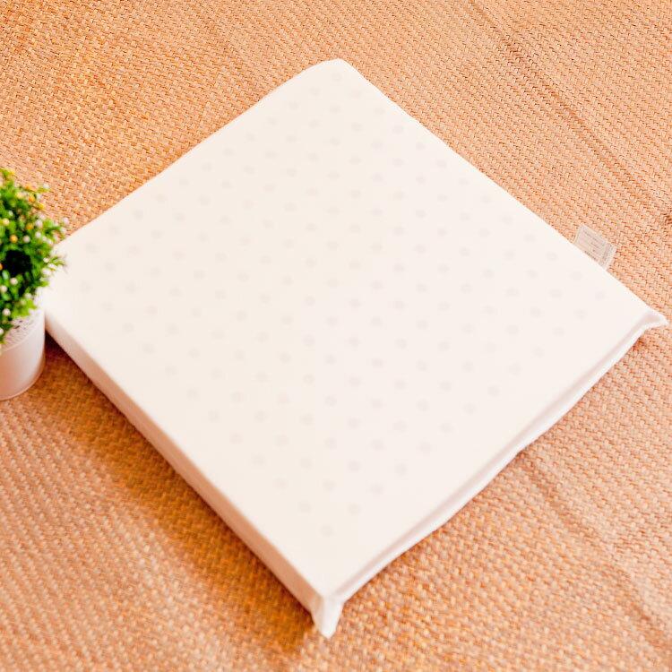 【名流寢飾家居館】100%純天然乳膠坐墊.單人椅墊.50x50公分.馬來西亞進口