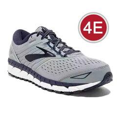 BROOKS 18FW 支撐型 男慢跑鞋 BEAST 18系列 4E超寬楦 1102824E015 贈腿套【樂買網】