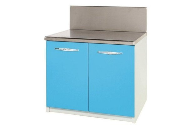 【石川家居】911-01(藍白色)爐檯(CT-701)#訂製預購款式#環保塑鋼P無毒防霉易清潔