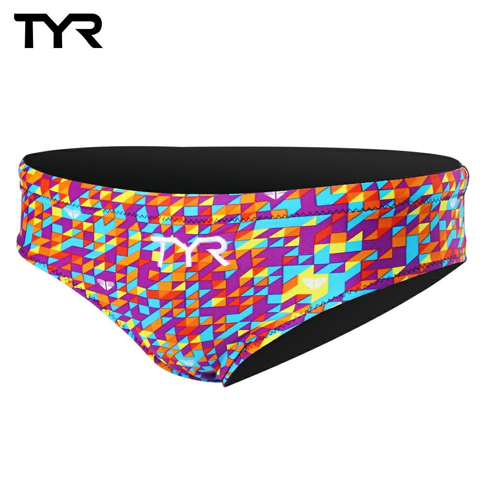 美國TYR男用三角泳褲Polygon Reversible Racer 台灣總代理 - 限時優惠好康折扣