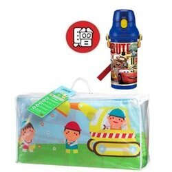 【加贈閃電麥坤直飲水壺 】3M-新絲舒眠兒童午安被睡袋/兒童睡袋(藍色) 2299元