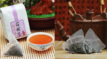 <br/><br/>  三角立體茶包5入(3包蜜香紅茶,2包綠茶)嚐鮮組<br/><br/>