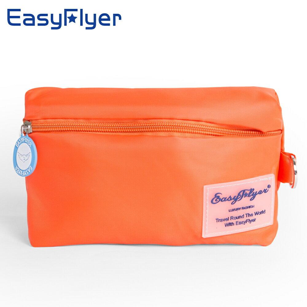 ~EasyFlyer易飛翔~輕量型收納提包^(亮橘^)
