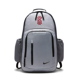NIKE Kyrie 後背包 籃球 灰 17吋筆電 鞋子 灰 【運動世界】 BA5133-065