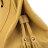 【BEIBAOBAO】法式甜美真皮流蘇水桶包(檸檬黃) 3