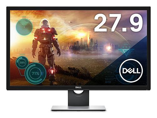 【美國代購】DELL 28型4K高解析螢幕(S2817Q)