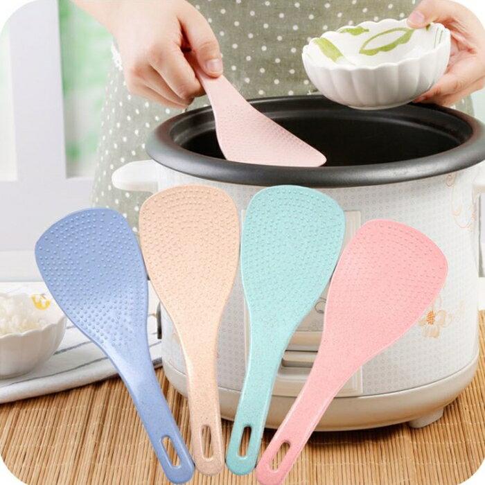 [Hare.D] 一般款 小麥飯匙 電鍋煲 盛飯勺子 麥香飯勺 韓系北歐環保 小麥 米飯鏟 打飯杓