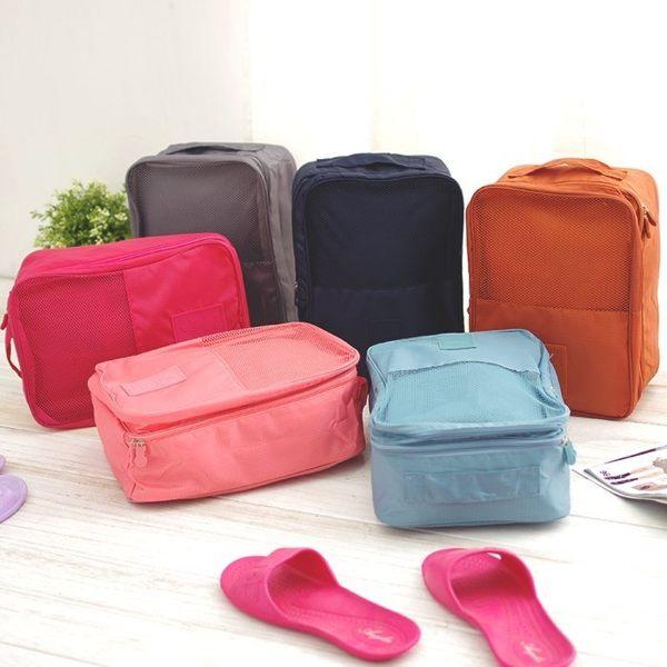 Loxin【SJ0380】鞋袋 防水鞋袋 鞋子收納袋 旅行包 旅行萬用收納包 拖鞋鞋盒鞋袋鞋套
