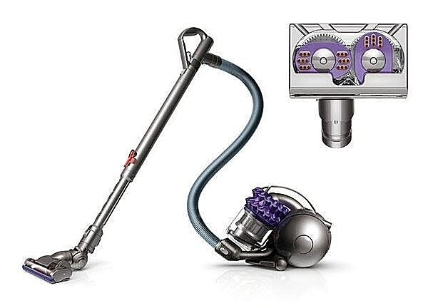 ㊣胡蜂正品㊣ 2015年最新Dyson Ball Compact Animal /DC47(DC52 DC63 DC74) V8 Absolute fluffy+ plus