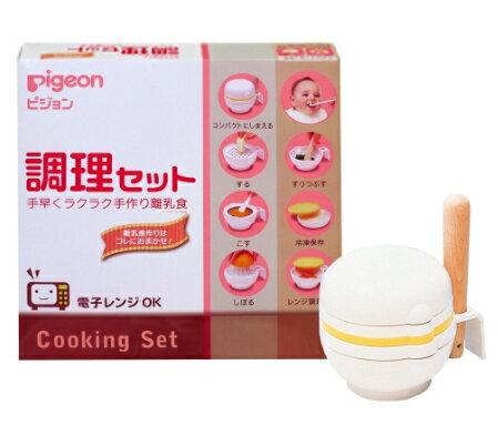 【Pigeon貝親】榨汁研磨器皿【飛炫寶寶】