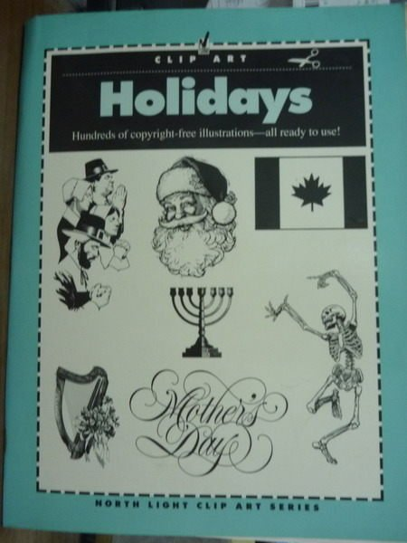【書寶二手書T9/廣告_QBO】Holidays_Yale Richmond