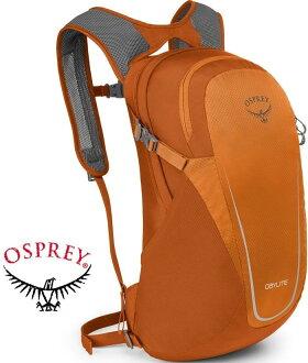 Osprey Daylite 13 多功能輕量後背包/攻頂包 岩漿橙/台北山水