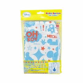 攜帶型拋棄式圍兜-Baby Joy World-日本Disney迪士尼米奇拋棄式圍兜10入裝 -外出用餐好幫手