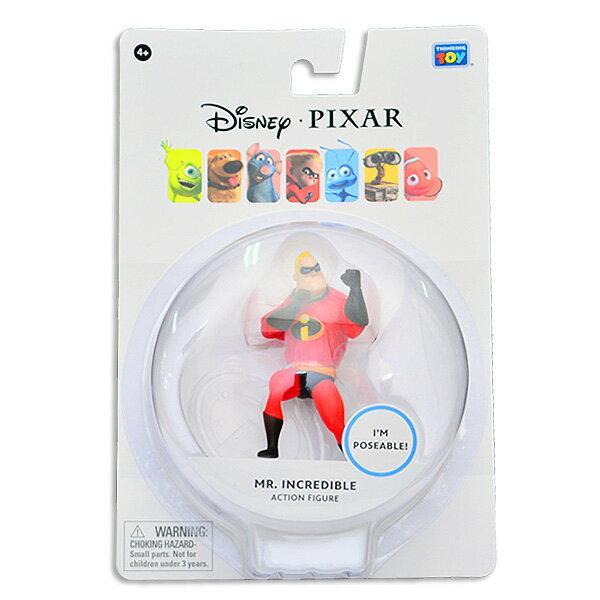 ~迪士尼~皮克斯收藏系列~收藏公仔~超人特攻隊 超能先生 PX00040
