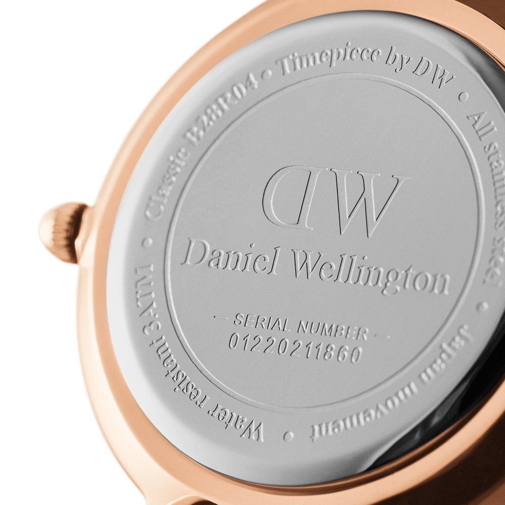 【 Daniel Wellington】 DW  精品手錶 白面 / 黑面金米蘭 28mm / 32mm  (女 保固一年 Palace store) 6