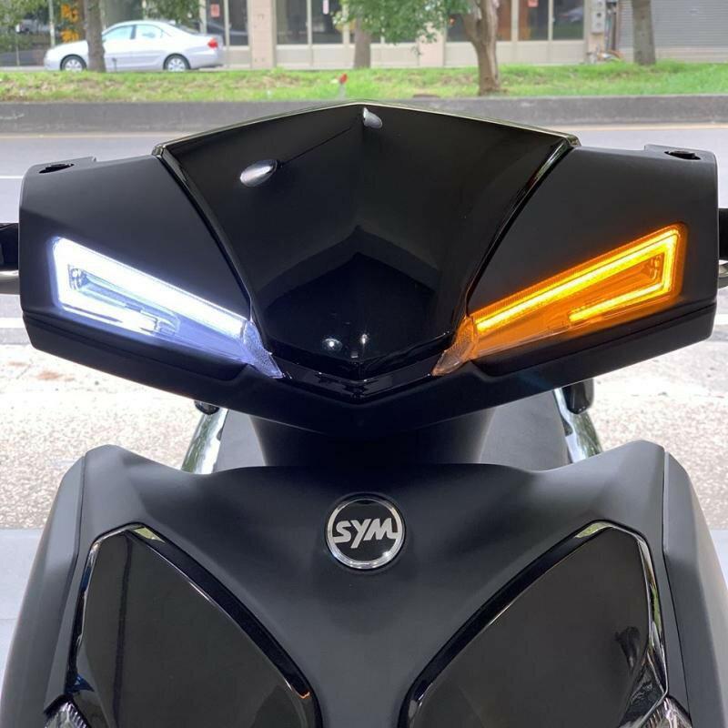 【LFM】FNX 125 多功能 火鳳凰之眼 FNX 金鑫 七彩 LED 方向燈 日行燈 直上免修改 序列式 流水式 1