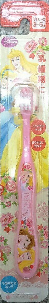 『121婦嬰用品館』卡通幼兒牙刷(3-5Y) - 公主