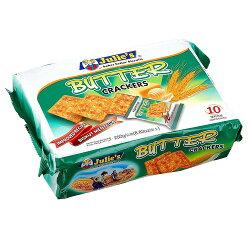 Julie's茱蒂絲奶油蘇打餅250g【愛買】