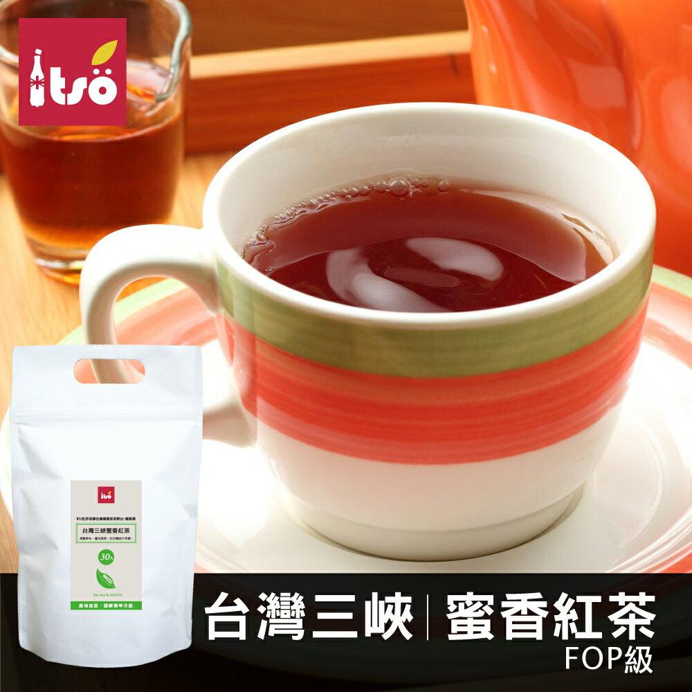 【一手茶】台灣三峽蜜香紅茶30入- 好分享獨立茶包 1