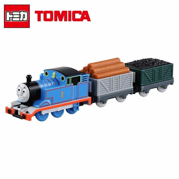 【日本正版】TOMICA 多美小汽車 THOMAS 湯瑪士小火車 NO.126 玩具車 長盒 長車 - 378747