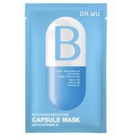 醫美品牌保濕面膜推薦到DR.WU保濕舒緩膠囊面膜(24ml) 22入組-B就在屈臣氏Watsons推薦醫美品牌保濕面膜